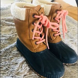 Rain/snow boots